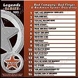 LEGENDS 202 Karaoke CDG BAD COMPANY, BAD FINGER