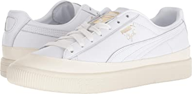 Clyde Rubber Toe Leather Puma
