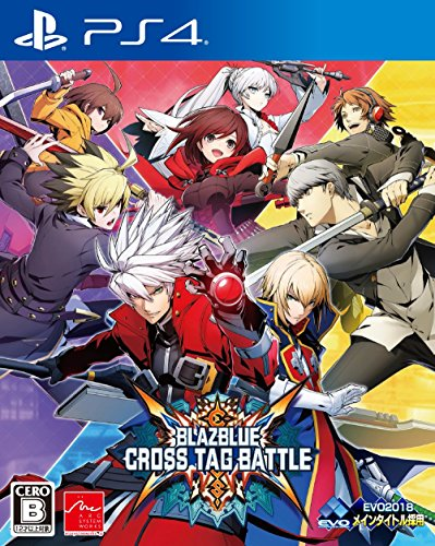 BLAZBLUE CROSS TAG BATTLEの商品画像