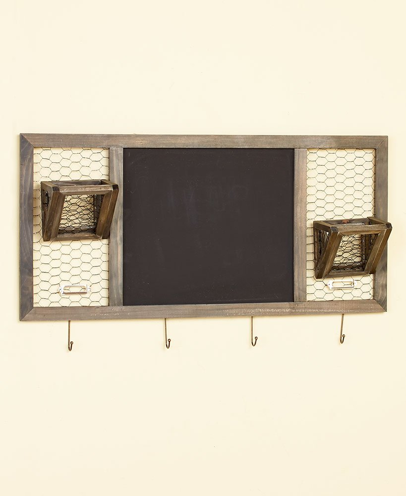 The Lakeside Collection Hanging Chalkboard