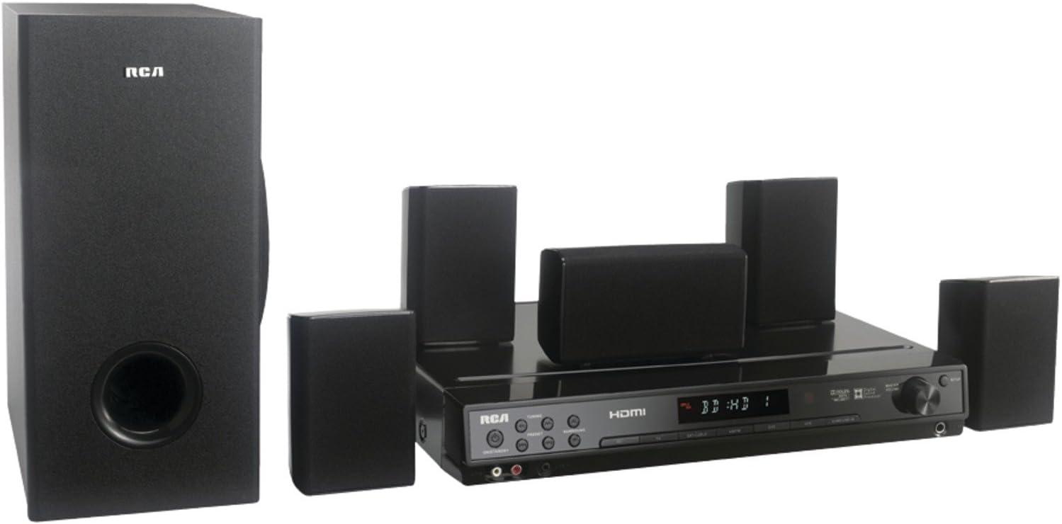 RCA RT2911 1000-Watt Home Theater System