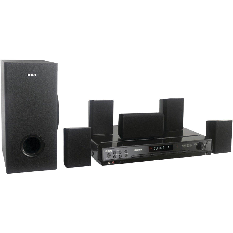 Amazon.com: RCA RT2911 1000-Watt Home Theater System: Home Audio ...