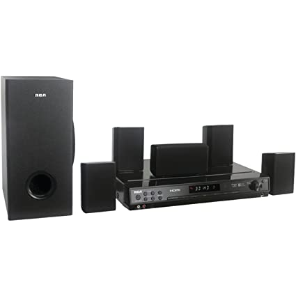 Amazoncom RCA RT2911 1000Watt Home Theater System Home Audio