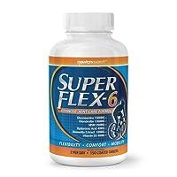 SUPERFLEX 6 150 compresse (Glucosamina condroitina + MSM + acido ialuronico + incenso +VitaminD3