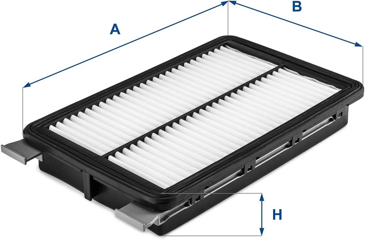 Ufi Filters 30 710 00 Luftfilter Für Auto Auto