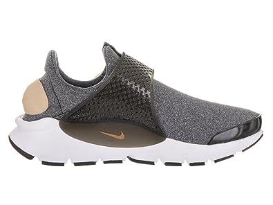 Nike Damen 862412-001 Traillaufschuhe, Schwarz (Black/Vachetta Tan/Black/White), 44.5 EU
