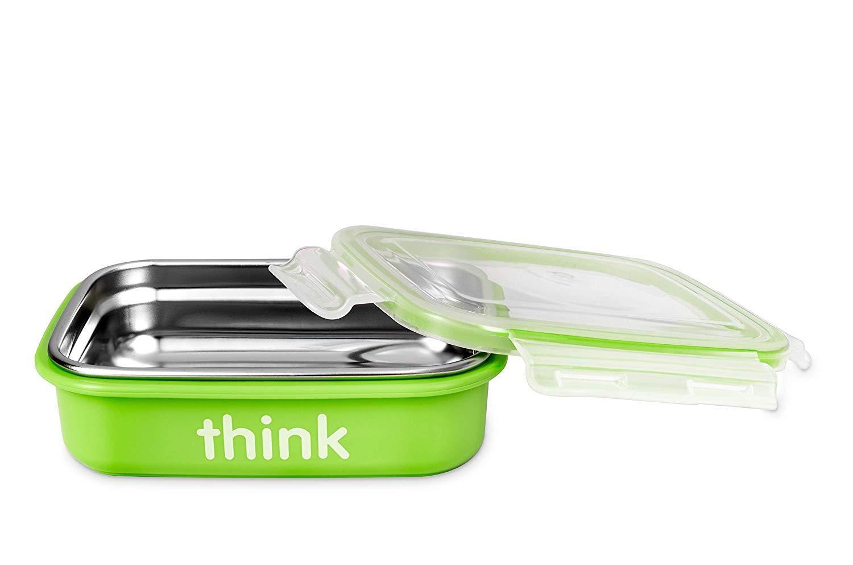 Thinkbaby BPA Free Bento Box (Light Green)