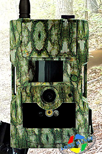 85ft 2-way Wireless 720p HD Video 2015 ScoutGuard MG882K-12mHD Black IR Outdoor Trail Scouting Hunting Game Camera