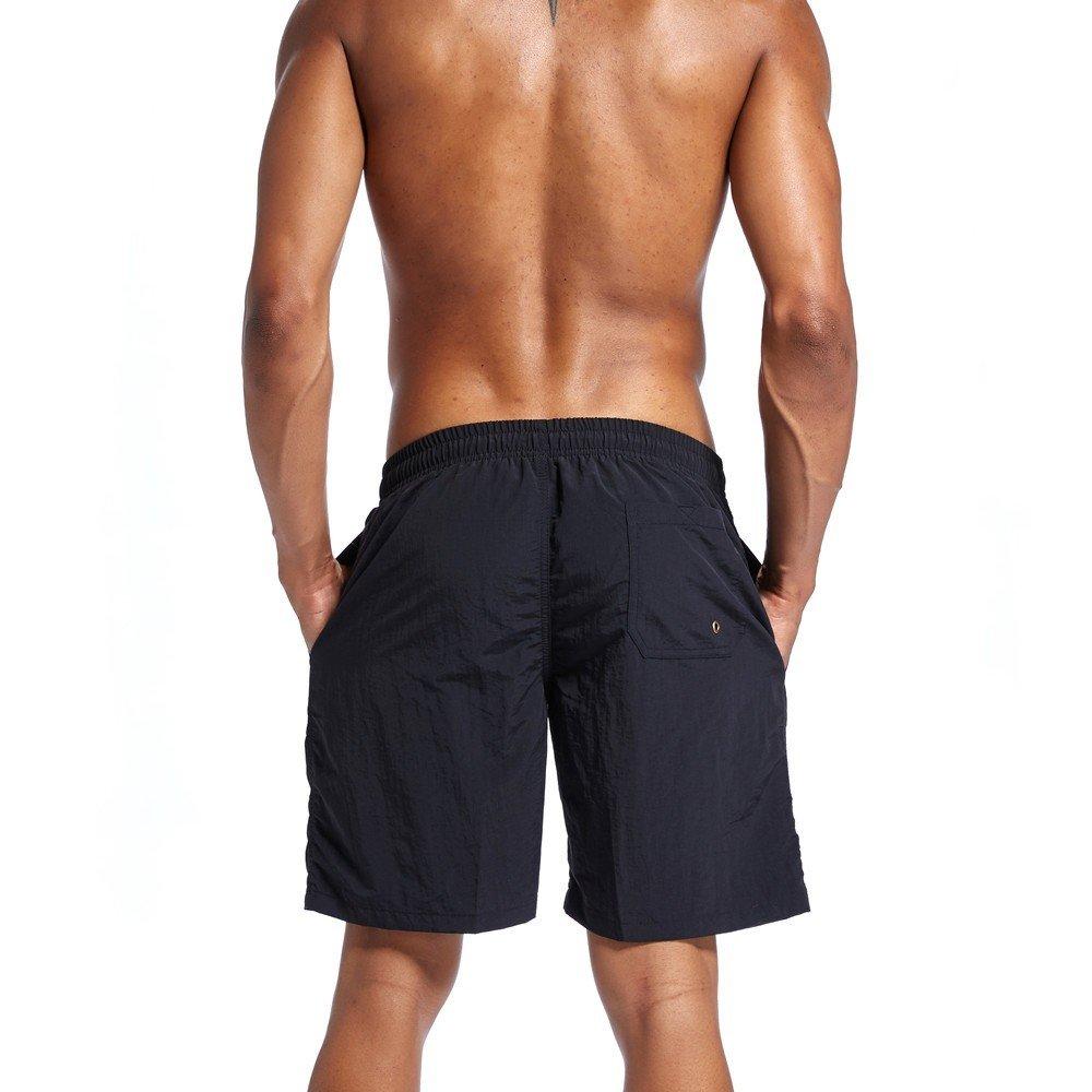 8ded31776e Serzul_47 men swim trunks Watershorts Board Short Quick Dry Swim Trunks  Bathing Suit Surfing Swimming Swim Trunks | Amazon.com