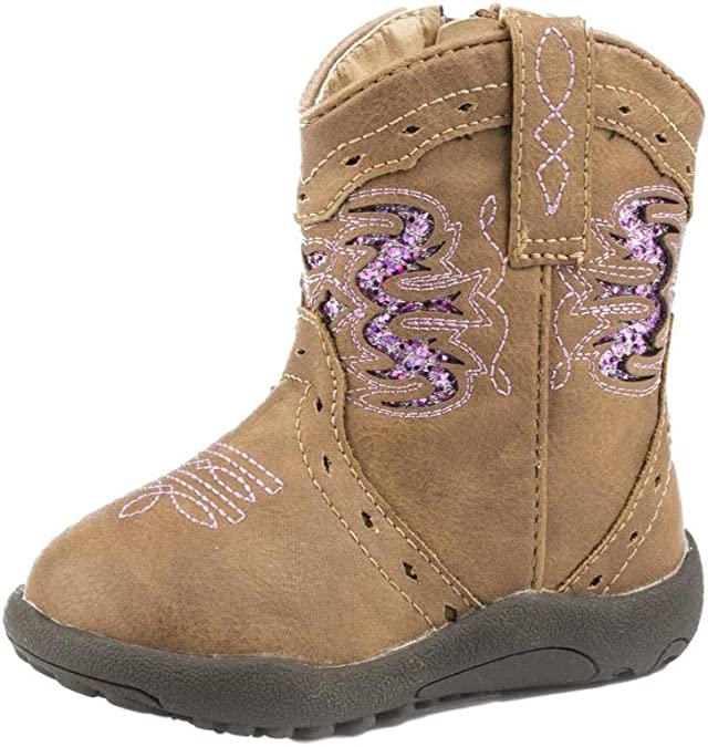 Kids Toddler Western Cowboy Boots pull up Closure best price $42.99