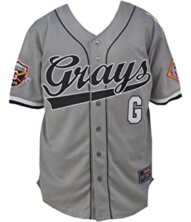 Amazon.com   NLBM Negro League Baseball Jersey - Kansas City ... 334ffc654f7