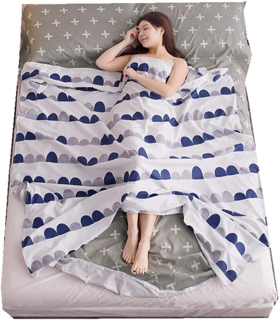 Sleeping Bag Liner Envelope for Travel Hotel Picnic Camping Hiking FamyFirst Sleeping Bag Sheet 100/% Polyester Lightweight Comfortable 80cmx215cm