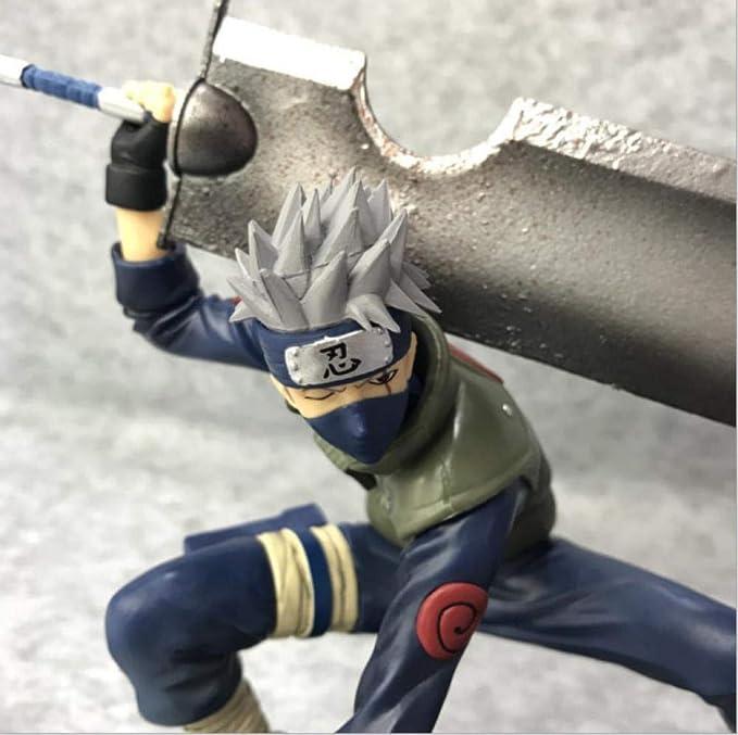 LPFLF Anime Naruto de la Mano para Hacer la Daga Cuchillo ...