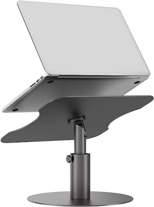 "Soporte Portatil Adjustable laptop stand soporte laptop Soporte Ordenador Port/átil para Macbook Pro Air Lenovo y Otros 10-17/"" Portatiles"