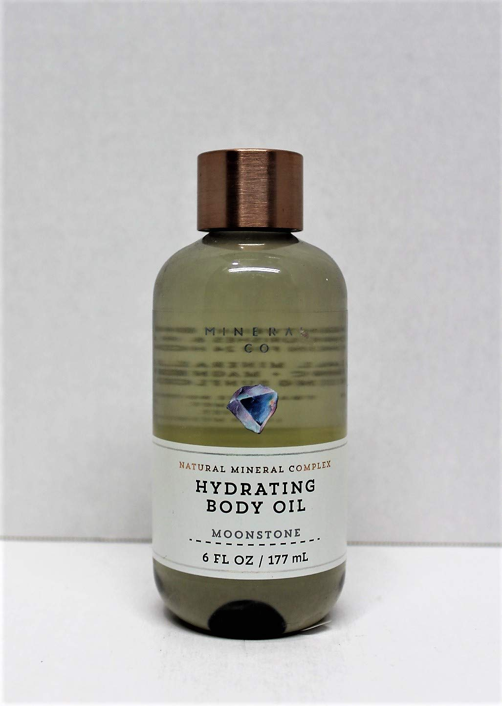 Bath and Body works Moonstone Hydrating Body Oil 6 FL OZ Bath & Body Works
