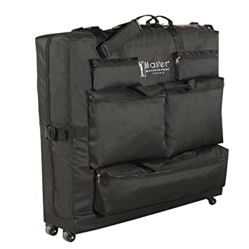 Master Massage Universal Wheeled Massage Table Carry Case,u0026quot;bagu0026quot;  For Massage Table