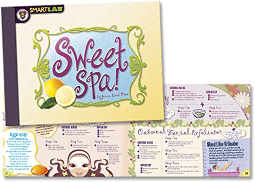 Amazon.com: SmartLab Toys All Natural Spa Lab | Set de ...