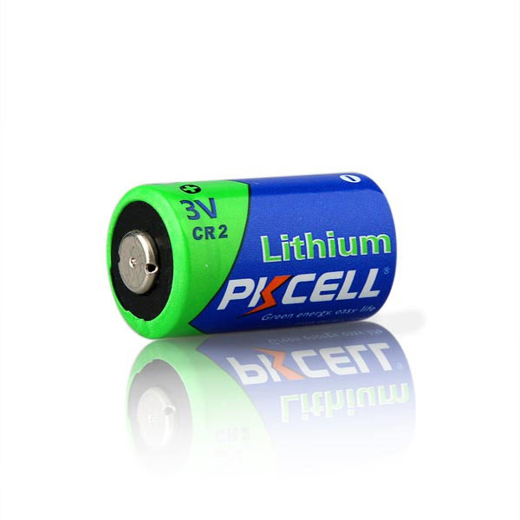 PKCELL CR2 Photo Lithium Battery Replacement