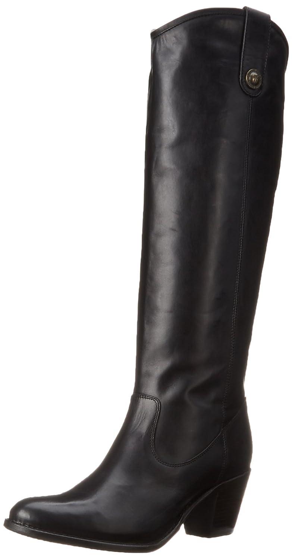 FRYE Women's Jackie Button Boot B00JKW62YM 8 B(M) US|Black Wide Calf-76576
