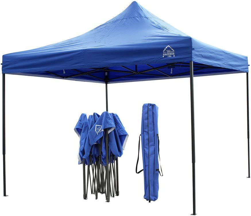 All Seasons Gazebos Carpa de 3 x 3 m, Resistente, Totalmente ...