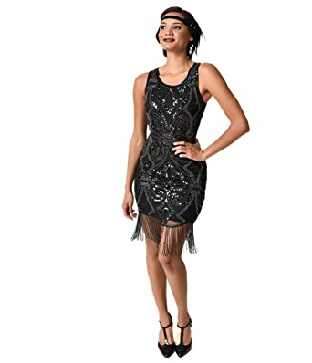 Fringe Cocktail Dress