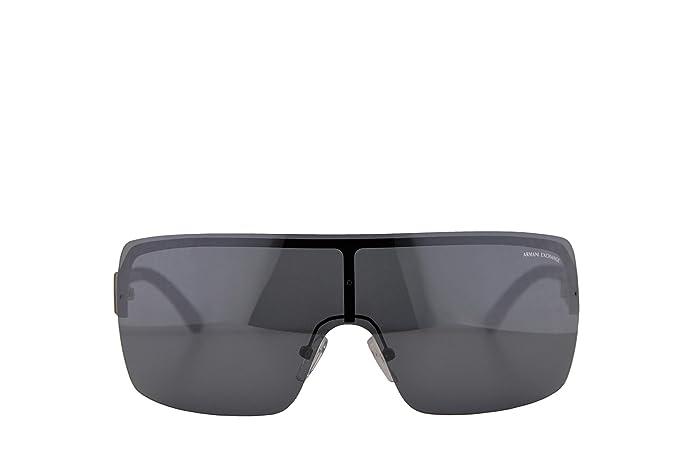 c6bbfc5acb Armani Exchange AX2024S 60888F AX2024 AX 2024 AX 2024S - Gafas de sol  (metal mate