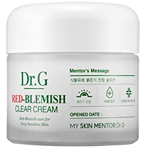 Dr.G R.E.D Blemish Clear Soothing Cream (70ml) 5-cica complex