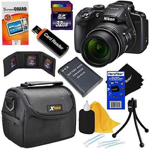 Nikon COOLPIX B700 20MP CMOS Wi-Fi, NFC Digital Camera with