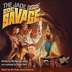 Doc Savage #7: The Jade Ogre