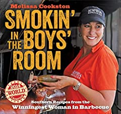 Top pitmaster and restaurateur Melissa Cookston, 2014 Memphis in May Whole Hog World Champion, two-time overall world champion and the winningest woman in barbecue, presents Southern Delta and barbecue recipes full of smoke and spice, as wel...