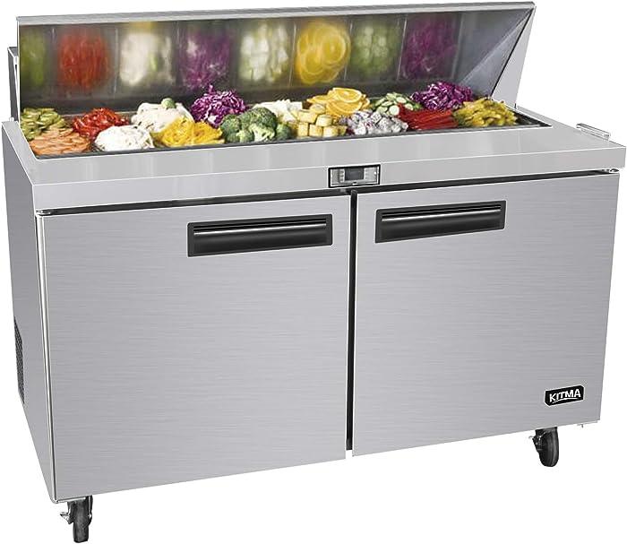 Top 10 Refrigerated Food Prep
