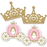 Little Princess Crown - Tiara & Carriage