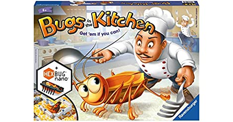 Ravensburger Bugs in the Kitchen Children's Board Game only $10.39