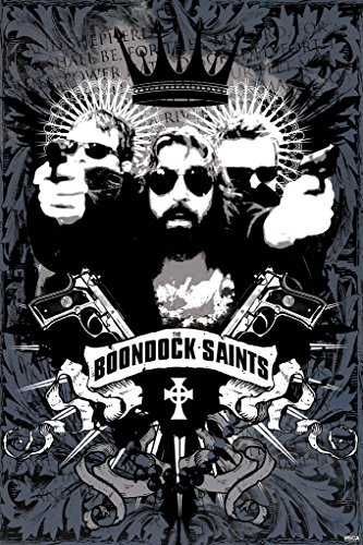 The Boondock Saints  Poster 24x36