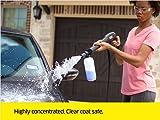 Karcher Car Wash & Wax Soap for Pressure Washers, 1 Gallon