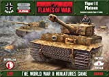 Flames of War German Tiger I E Platoon GBX90