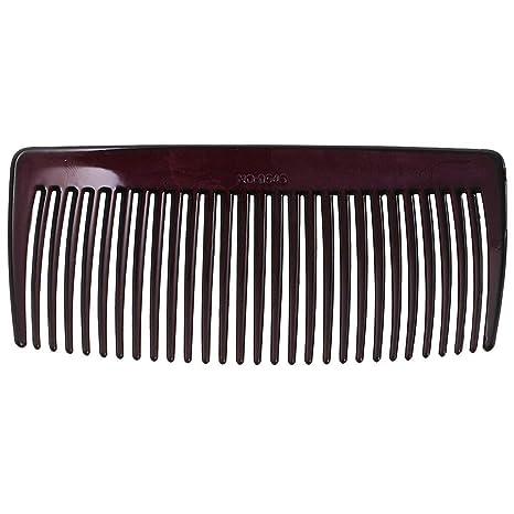 12pcs Black Plastic Large 29-Teeth Hair Clips Side Combs Pin Barrettes 11cm