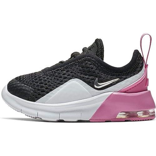 Nike Jungen Air Max Motion 2 (TDE) Leichtathletikschuhe, Schwarz