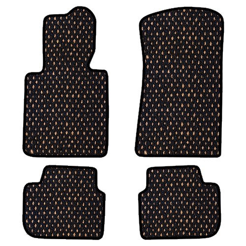 4 Piece Coco Mats - 3