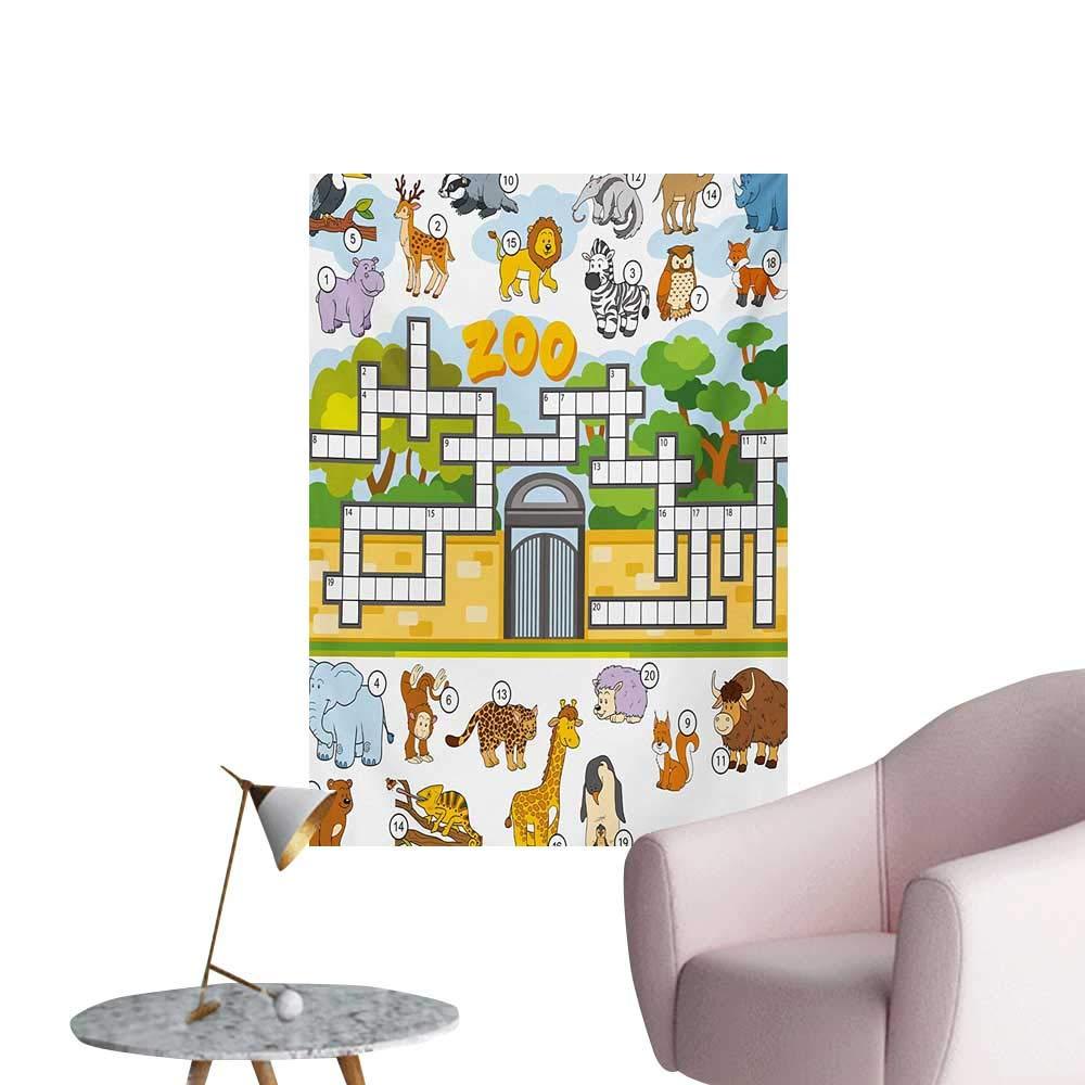 Amazon.com: Anzhutwelve Word Search Puzzle Corridor/Indoor ...