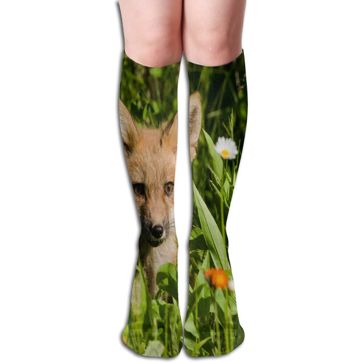 Women Socks Over Knee Cat Kawaii Winter Customized For Easter