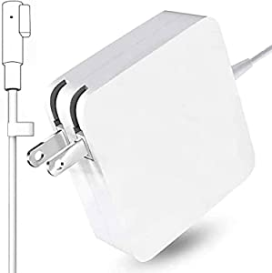 Mac Book Pro Charger,85W L-Tip Laptop Power Adapter Charger for MacBook Pro 13 15 17 Inch (Models Before Mid 2012)