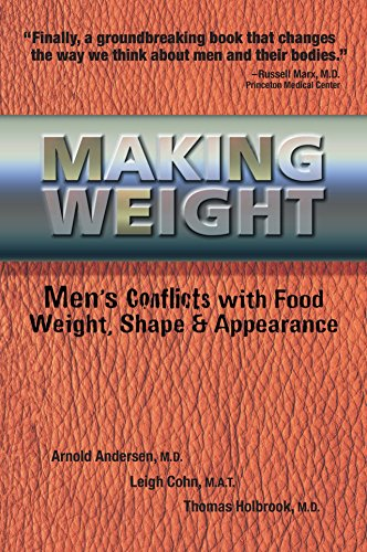 Making Weight: Healing Men's Conflicts with Food, Weight, for sale  Delivered anywhere in USA