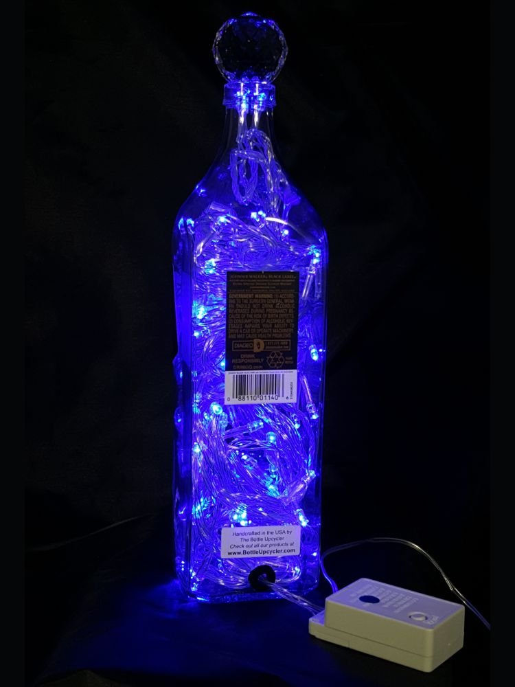 Upcycled Johnnie Walker Black Label Mood Therapy