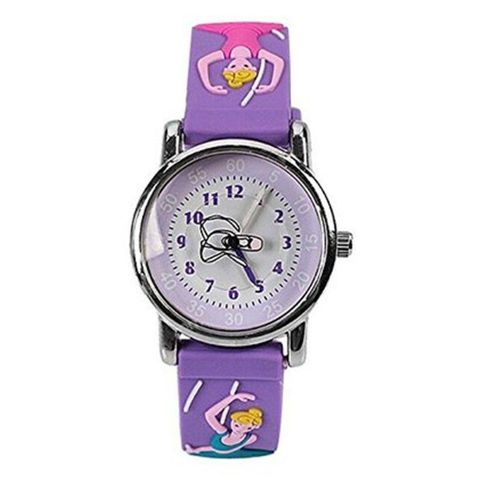Fashion Brand Quartz Wrist Watch Baby Children Girls Boys Watch little Girl Pattern Waterproof Watches