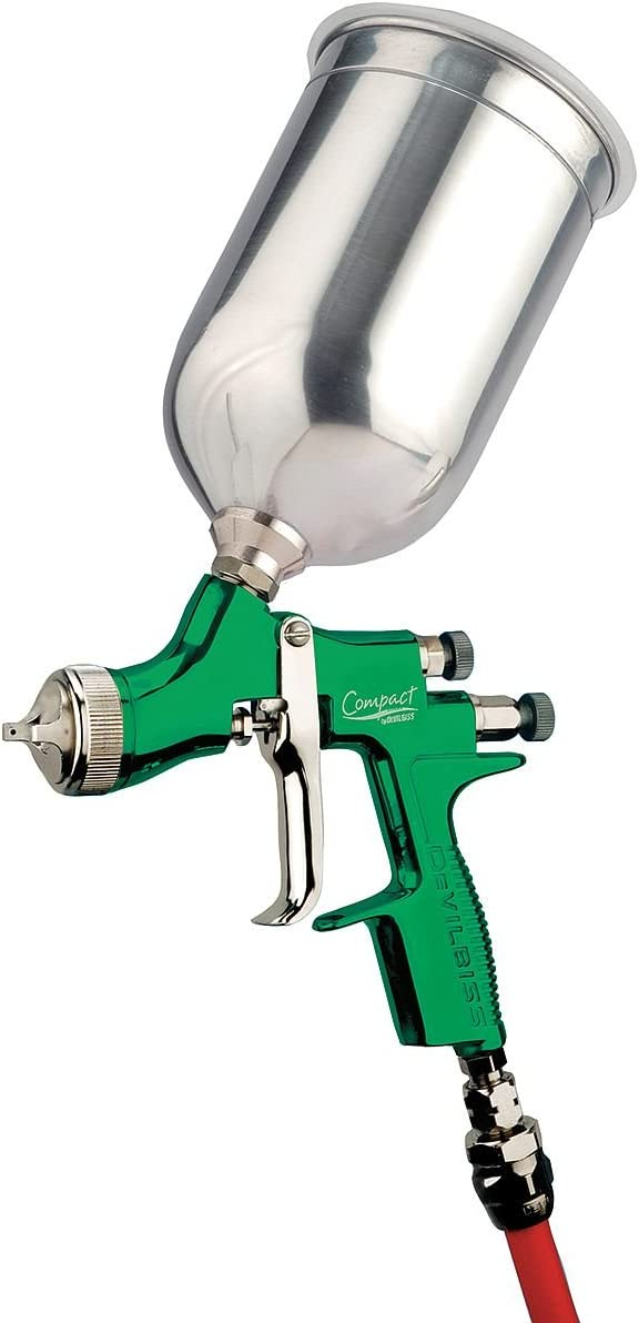 Sharpe 288885 FInex FX2000 Gravity Feed Conventional Spray Gun with 1.4mm Nozzle