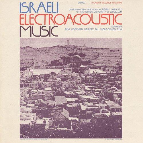 (Israeli Electroacoustic / Various)