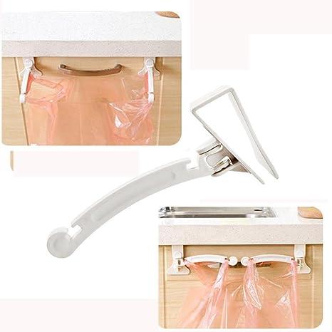 hunpta puerta casa cocina armario apoyo marco bolsas de ...