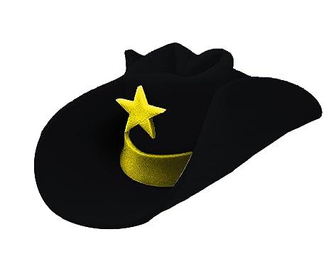 f9c3ff5b9 UHC Jumbo Foam Cowboy 40 Gallon Hat Adult Halloween Costume Accessory