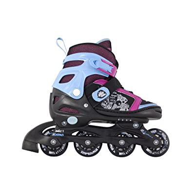 Kryptonics Girl's Sparkle Inline Skate Regular : Childrens Inline Skates : Sports & Outdoors
